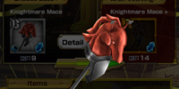 Knightmare Mace