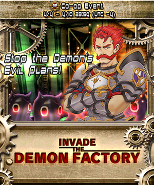 Invade the Demon Factory