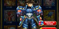 Ignis Rock Armor