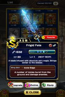 Frigid Fate