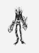 Xeo concept art 2 weapon hollowed