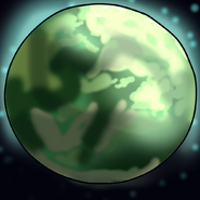 Planet Ophidia