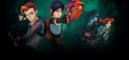 Slugterra into the shadows main