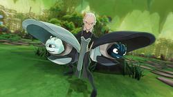 Shanai's Ping & Yang fusion shot