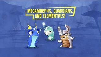 Slugisode Megamorphs, Guardians, and Elementals!