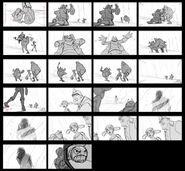 Slugterra Ghoul From Beyond Storyboard 8