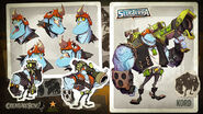 Creaturebox slugterra 3