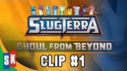 Meeting The Ghoul From Beyond (Slugterra A Ghoul From Beyond)