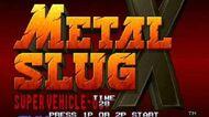 Metal Slug X - Kiss in the Dark Soundtrack