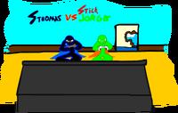 Sthomas vs Jorge