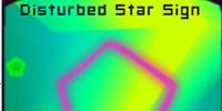 Disturbed Star Sign