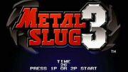 Metal Slug 3 OST - Devil's Snow Cave