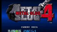 Metal Slug 4 - The Scene of a Hard Battle Soundtrack