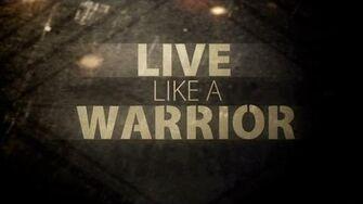 Matisyahu - Live Like A Warrior (LYRIC VIDEO)