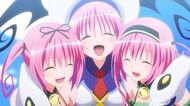 To Love-Ru Darkness 2nd Opening - secret arms