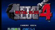 Metal Slug 4 - Snowy Road Soundtrack