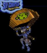 Sanzaru paraglider