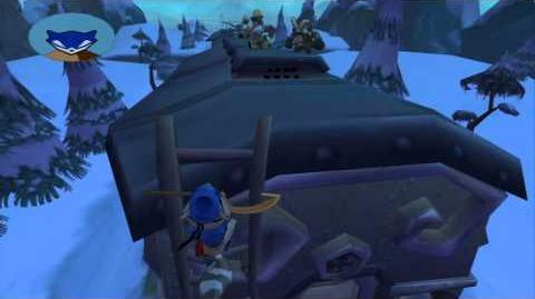 Sly 2 Band of Thieves Walkthrough - Theft on the Rails