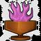 Trophy PinkFireFlop