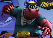 Murray in Sly 4