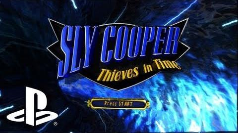 Sly Cooper Thieves in Time Playstation Blog Interview