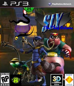 Sly Cooper- The Thief Returns