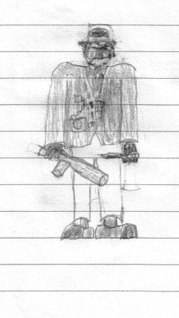 Skull D. Buster
