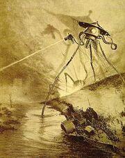 War-of-the-worlds-tripod 1898