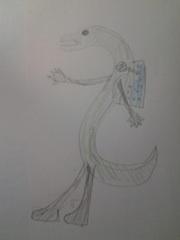 Evil Eels (Miss Fox-Cooper)