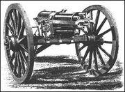 B&W Gatling gun