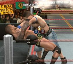 WWE SmackDown vs Raw 2010 - Royal Rumble