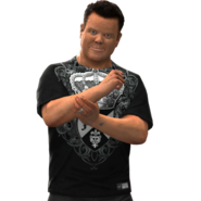 Jerry Lawler WWE 13 render