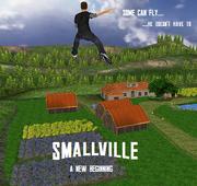 Smallville a new beginning poster 5