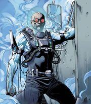 Mr. Freeze - New 52