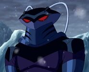 Black Manta Trapped in Time 001