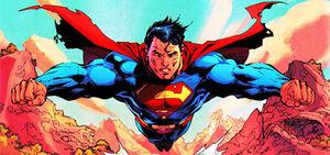 Flight in comics