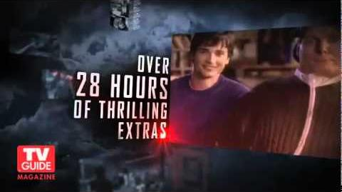 Smallville - The Complete Series DVD VIDEO Promo