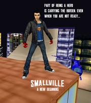 Smallville a new beginning poster 6