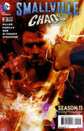 Smallville Season 11 Chaos Vol 1 2