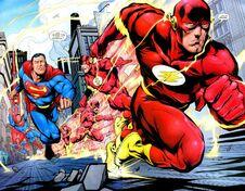 Flash vs. Superman