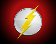 The Flash Wallpaper by SpazChicken