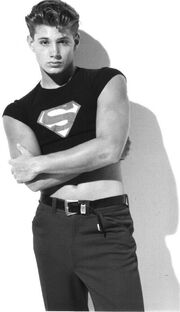 SUPERMAN ACKLES