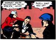 Batman Joe Chill Thomas Wayne Earth-Two 001