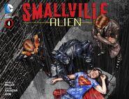 Smallville Alien 2