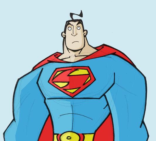 File:Superman sketch.jpg