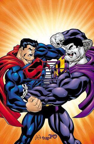 File:Superman vs Bizarro.jpg