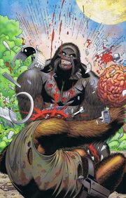TT Teen Titans Rouges Brain Mallah Brain Death