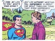 Superman superboy-luthor