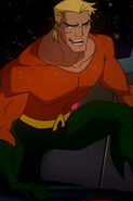 Aquaman Crisis on Two Earths
