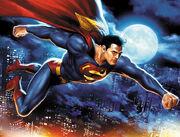 Superman in flight by jprart.jpg